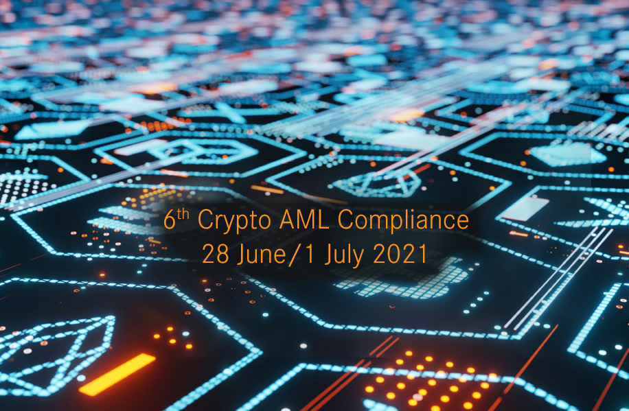Course Image 6th Crypto AML Compliance - 28 June/1 July 2021