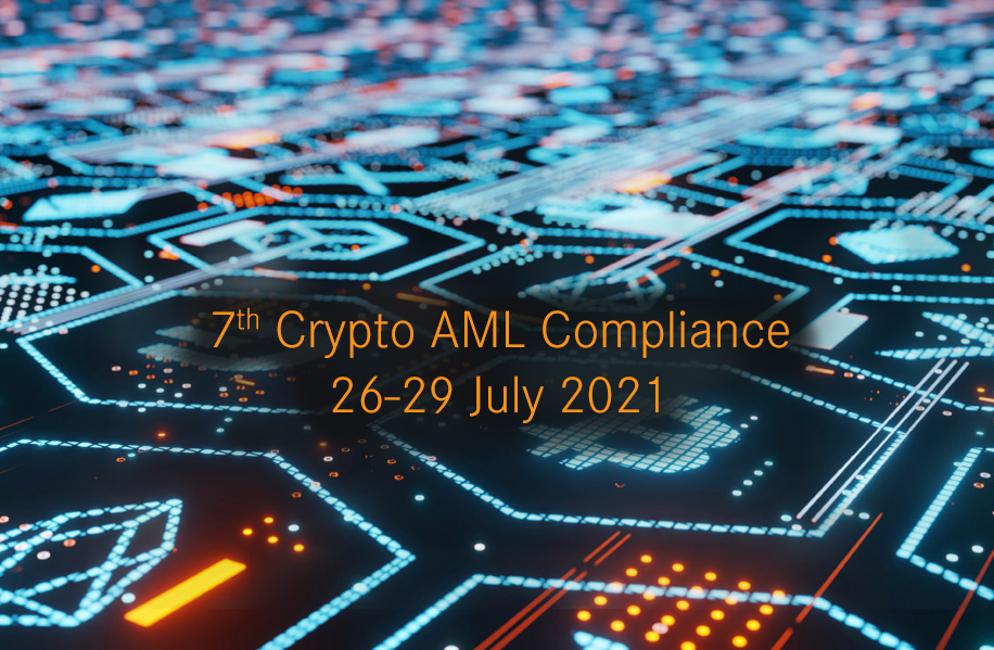 Course Image 7th Crypto AML Compliance - 26/29 July 2021