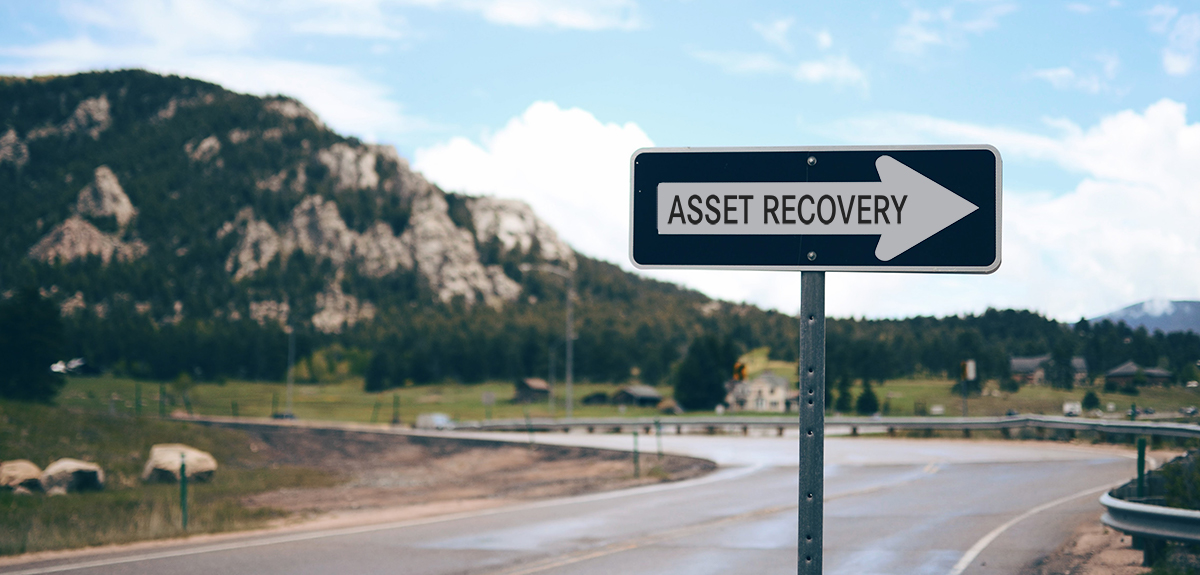 Course Image Guidelines for the efficient recovery of stolen assets