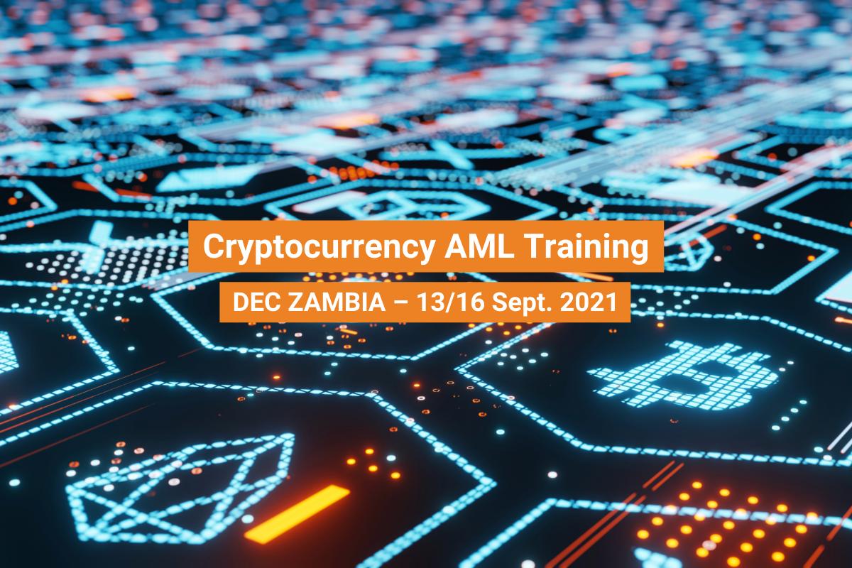 Course Image Cryptocurrency Anti-Money Laundering Training